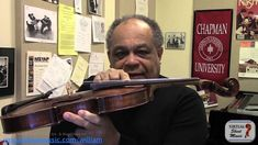 Learn natural and fingered harmonics on the violin - Sibelius Violin Con...