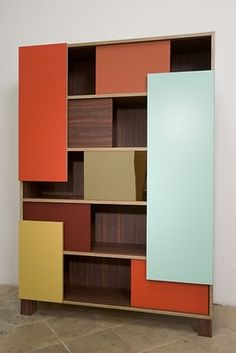 Block Party Bookcase by Thomas Wold | $2,990