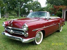 1952 Ford Sunliner http://www.oldcaronline.com/1952-Ford-Sunliner-Stevens-Pennsylvania-for-sale-ID604158.htm