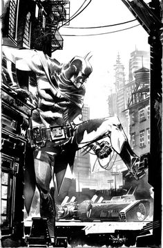 Batman by Sean Murphy.