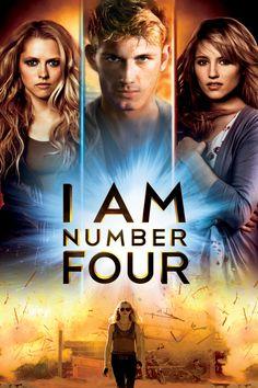 I am Number Four is nu te zien op #Netflix!
