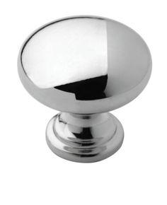 Round Knob Allison Value Hardware - BP5302326 | Knob | Cabinet Hardware | Amerock.com