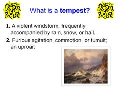 The Tempest: Complete scheme of work - Everything you need for teaching Shakespeare's tale of shipwreck and revenge