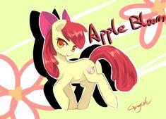 #878727 - apple bloom, artist:r-1629, older, pixiv, safe, solo - Derpibooru - My Little Pony: Friendship is Magic Imageboard