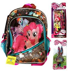 My Little Pony Backpack & Back to School Supplies Bundle #mylittlepony