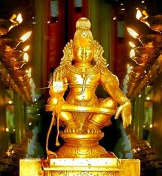 Lord Sri Ayyappa P O Gallery Divine Avatars