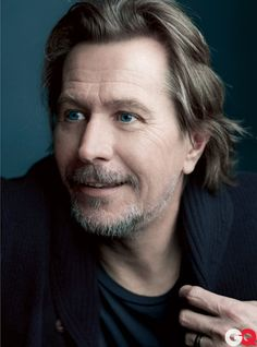 Gary Oldman: he's been Sid Vicious, Beethoven, Dracula, Sirius Black, George Smiley, and Commissioner Gordon. How can anyone help loving him?