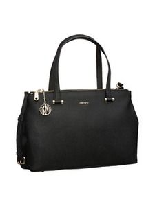 DKNY Bryant Park Saffiano MD Double Zip Shopper -nahkalaukku | Merkkilaukut | Naiset | Stockmann.com