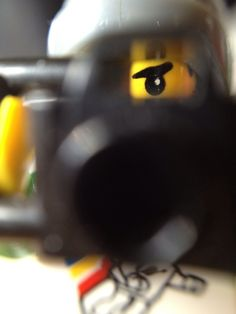 Lookin' atcha | Legography by Andrew Whyte