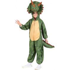 Dinosaurus kostuums voor kids. Carnavalskleding #carnaval