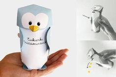 Pingwin - opakowanie dynamiczne