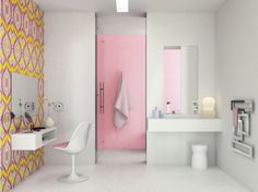 Fascinating+Bright+Ceramic+Tiles++R+Evolution+By+Karim+Rashid