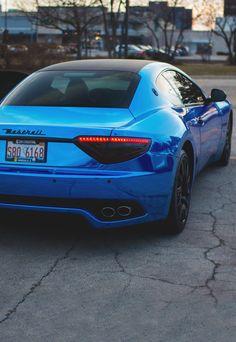That Blue Chrome!