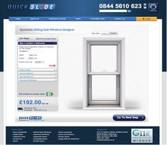 Quickslide - Sliding Sash Window Engine
