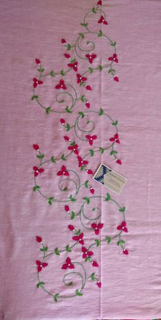 French Knot Embroidery, Kurti Embroidery Design, Embroidery Neck Designs, Hand Embroidery Videos, Hand Work Embroidery, Embroidery Flowers Pattern, Hand Embroidery Stitches, Embroidery Hoop Art, Siri