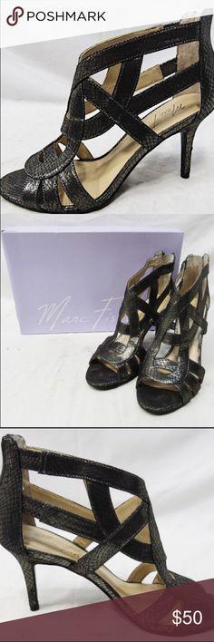 Brand new Marc Fisher sz 7.5 FINAL SALE ✨✨ Gorgeous versatile heels! Nala3 👠 Marc Fisher Shoes Heels