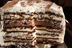 Now, THAT'S an ice cream cake!