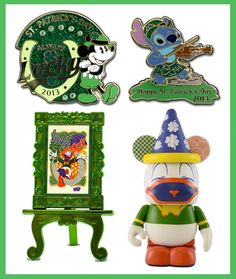 Lucky New Items at Disney Parks for St. Patrick's Day