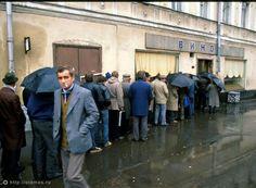 Jean-Paul Belmondo in Russia (this is a joke)