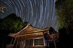 Complete Guide for Photographing Star Trails