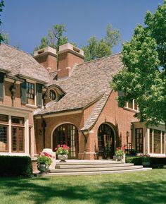 georgianadesign:'Art and Crafts cottage, NY.' Architects Ike...