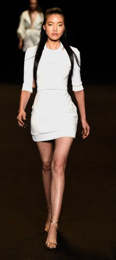 NY: Meskita - Runway - Mercedes-Benz Fashion Week Spring 2015
