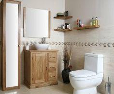 Oak Vanity Unit for the Bathroom Oak Vanity Unit, Bathroom Vanity Cabinets, Light Oak, Storage Cabinets, Solid Oak, Sink, Sink Tops, Vessel Sink, Stock Cabinets