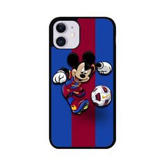 Mickey Barcelona Fc iPhone 11 Case   Miloscase Fc Barcelona, Iphone 11, Prints