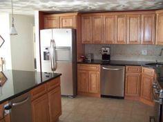 1000 images about kitchen on pinterest split level for Bi level kitchen remodel ideas