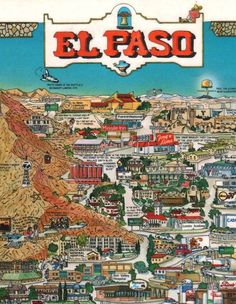 The start of El Pasogreat historic picture EL PASOHOME