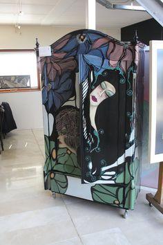 Cabinet by Leyla Salm Design by Adfabrum on Etsy, €1595.00