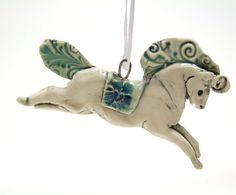 Christmas ornament - Little horse