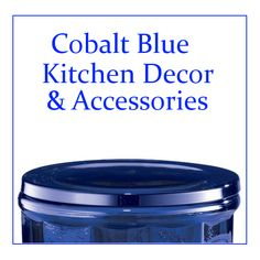 Cobalt Blue Kitchens On Pinterest Kitchens Cabinets And Tile