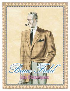 Ancienne étiquette #BruceField