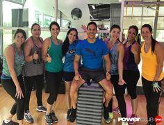 #Repost @jc.fitcoach  Casi 2 años dando clases en el @powerclubpanama hoy #Albrook clase @alejara2 y el grupo estuvo genial #YoEntrenoEnPowerClub  #powerclubgym #powerclub #fitnessinspiration