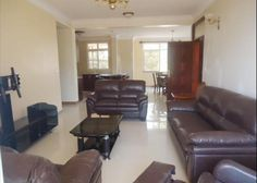 Furnished apartment in Uganda Family Apartment, 1 Bedroom Apartment, Furnished Apartments, Apartment Complexes, Open Plan, Uganda, Recliner, Living Area, Chair