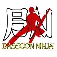 Bassoon Ninja Poster
