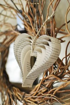 Paper Book Hearts | Fabulessly Frugal