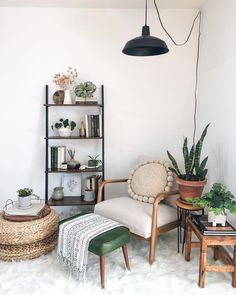Inspirational ideas about Interior Interior Design and Home Decorating Style for Living Room Bedroom Kitchen and the entire home. Curated selection of home decor products. Boho Living Room, Home And Living, Earthy Living Room, Boho Room, Coastal Living, Decoration Inspiration, Room Inspiration, Design Inspiration, Room Ideas Bedroom