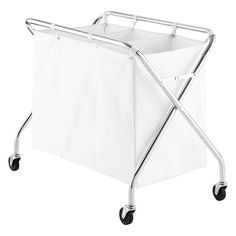 Heavy-Duty 3-Bin Laundry Sorter // Container Store - $59