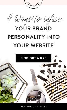 Infusing your brand personality into your website can be a complex undertaking. Having visions of what you want your brand to portray is one thing, but having i