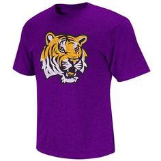 LSU Tigers Men's Colosseum Touchdown T-Shirt
