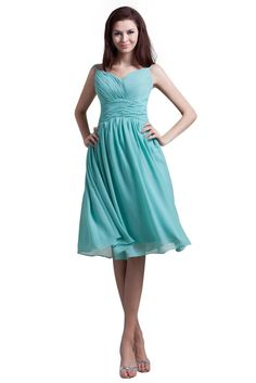 VenusDress Short Chiffon Prom Bridesmaid Dresses Evening Cocktail Gowns. The material of the dress is chiffon. Dry clean or Hand wash. All our dresses made by professional team, we can guarantee the quality. Please be kindly noted that the estimated delivery time you saw is automatically set by Amazon system. After you buy the dress, you will receive it in 15 days. Any other questions, please feel free to contact us by email. Can be used as Bridesmaid Dress,Evening Dress,Prom Dress,Party...