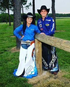 J W Hart And Lee Ann Hart Bull Riders Amp Rodeo Stars I