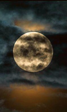 Full Moon CloudScape mobile wallpaper 480x800 Full Moon Photos, Moon Pics, Moon Pictures, Nature Pictures, Fool Moon, Netflix Codes, Dream Images, Shoot The Moon, Moon Magic