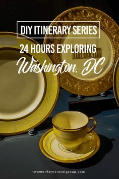 DIY Itinerary Series: 24 Hours Exploring Washington, DC If you are a budget traveler, you can easily find cheap hostels on Hostelworld for different options. It is easy enough to reach from the bus and train station, there are several bus stops at the corner. Most of the hostels have dorm and private rooms available and usually offers free wifi, breakfast, and towels as well as convenient locations.