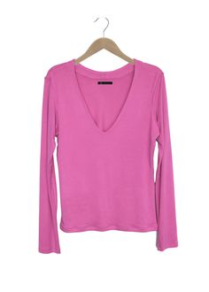From our FW14 Collection, one of our favourite basics. #ONE #FW14 #Blouse #Pink #Basic #Chic