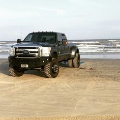 """2013 Ford F 450 Dually w/ 24"""" American Force Wheels & Nitto Tires, New Window Tint & Weather"""