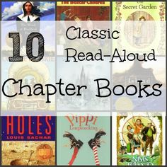 read-aloud chapter books