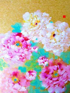 Peony 2015 Chan Wing Sum Artwork